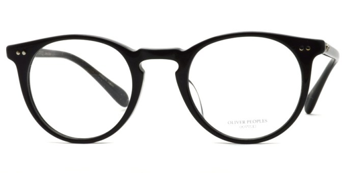 OLIVER PEOPLES x MILLER'S OATH  / Sir O'MALLEY  / color* BK/AG / ¥32,000 + tax