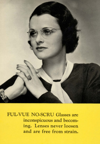 "American Optical ""ful-vue"""
