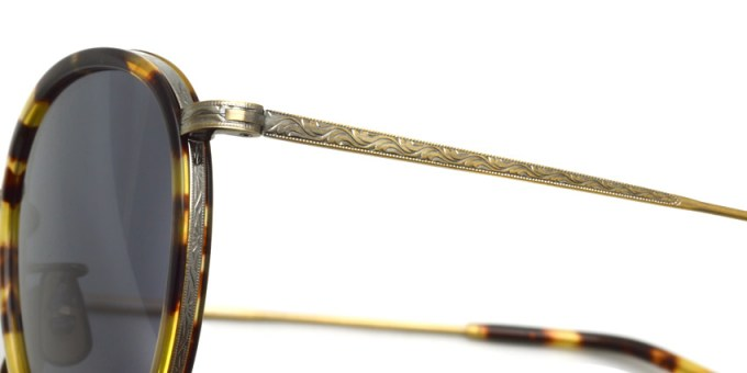OLIVER PEOPLES / MP-2 Sun / DTB - Gray Polar / ¥35,000 + tax