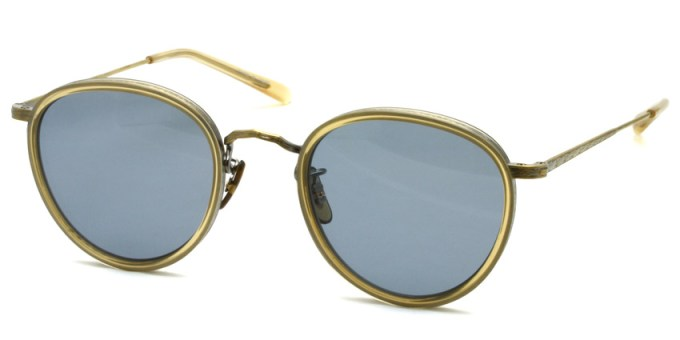 OLIVER PEOPLES / MP-2 Sun / SLB - LIGHT BLUE Polar / ¥35,000 + tax