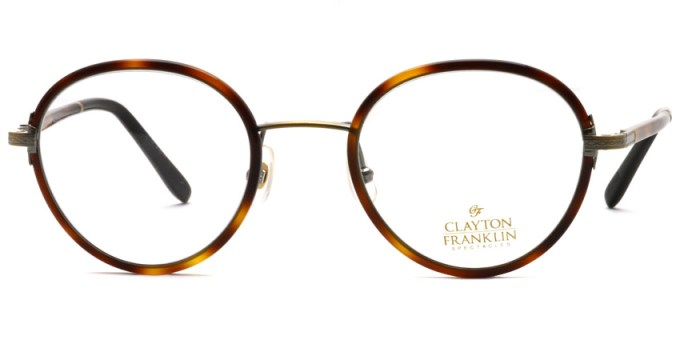 CLAYTON FRANKLIN  /  618  /  DM/BK  /  ¥32,000 + tax