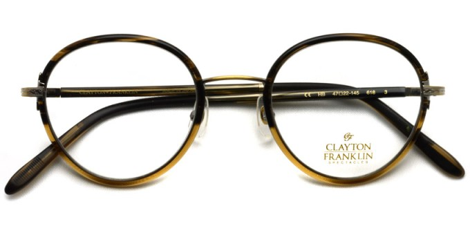 CLAYTON FRANKLIN  /  618  /  HB  /  ¥32,000 + tax