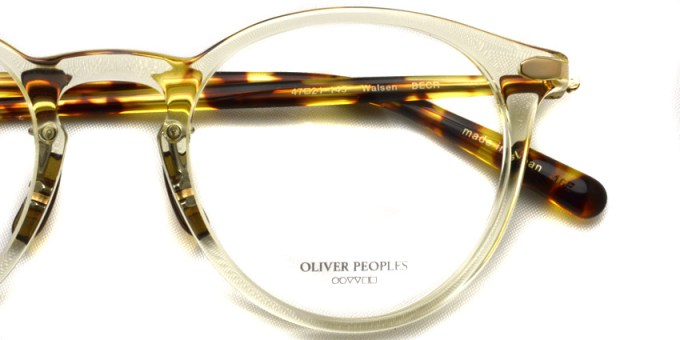 OLIVER PEOPLES /  WALSEN  /  BECR   /  ¥37,000 + tax