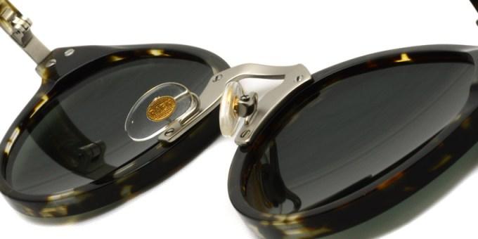 RAEN / NERA / Brindle Tortoise & SIlver / ¥18,000 + tax