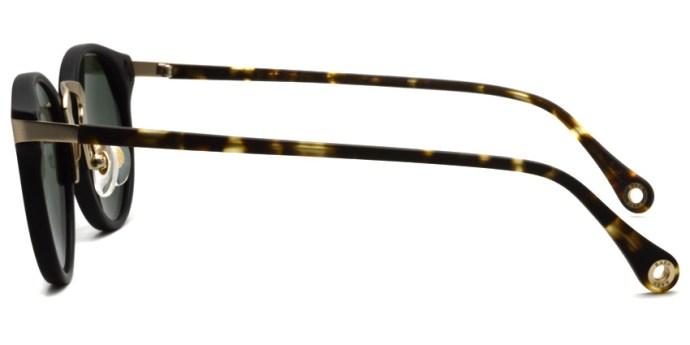 RAEN / NERA / Matte Black + Matte Brindle Tortoise & J.GOLD / ¥22,000 + tax.