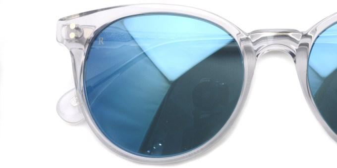 RAEN / NORIE / Arctic Crystal - Blue Mirror / ¥18,000 + tax