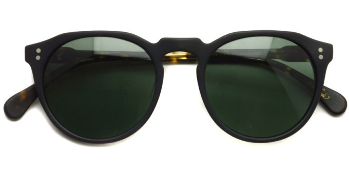 RAEN / REMMY 49 / Matte Black - Matte Brindle Tortoise (Polar) / ¥20,000 + tax