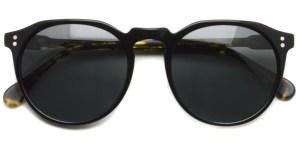RAEN / REMMY / Black - Matte Brindle Tortoise (Polar) / ¥20,000 + tax