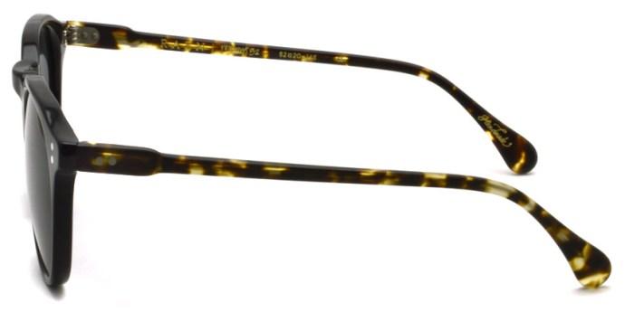 RAEN / REMMY 52 / Black - Matte Brindle Tortoise (Polar) / ¥20,000 + tax