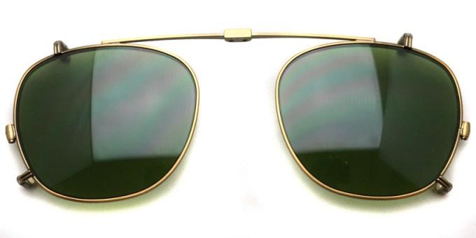 GLCO /  KINNEY Clip / Gold - Green  / ¥12,000 +tax