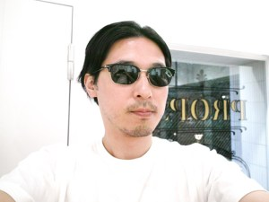 wearing Persol / 8139S (sunglasses)