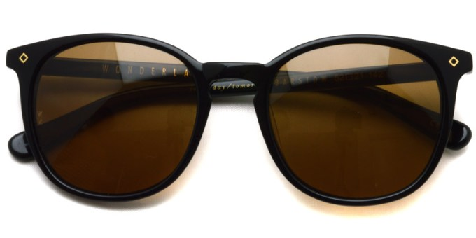 WONDERLAND / BARSTOW / Gloss Black  - Bronze  / ¥23,000 +tax