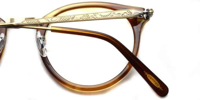 OLIVER PEOPLES / REEVES-P / SYC / ¥30,000 + tax