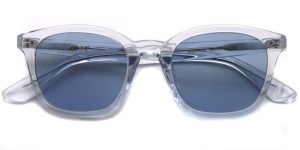 A.D.S.R. / ZAPPA05 / Clear - Blue Lenses / ¥16,000 + tax