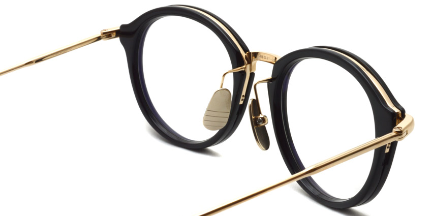 Thom Browne / TB-011 / Black - Shiny 12K Gold / ¥65,000+tax