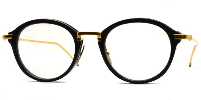 Thom Browne / TB-011 / Navy - Shiny 18K Gold / ¥65,000+tax