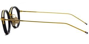 Thom Browne / TB-011 / Navy - Shiny 18K Gold / ¥65,000+tax