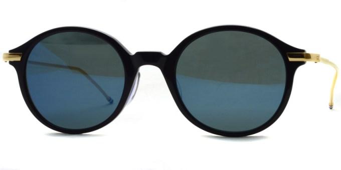 Thom Browne / TB-708 / Navy - 18K Gold w/Dark Grey - Blue MIrror / ¥51,000+tax