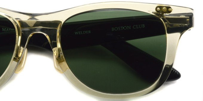 BOSTON CLUB / WELDER Sun / C/03 / ¥26,000+ tax