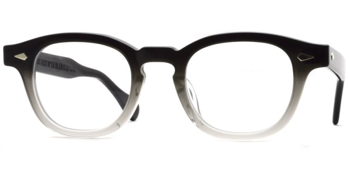 JULIUS TART OPTICAL / AR / Black Clear Fade / ¥37,000+tax