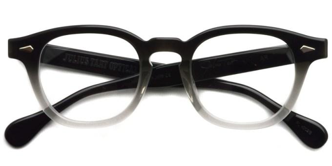 JULIUS TART OPTICAL / AR / Black Clear Fade/ ¥37,000+tax