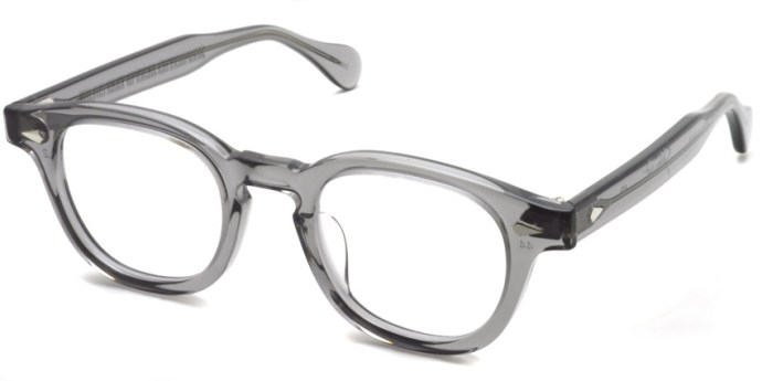 JULIUS TART OPTICAL / AR / Grey Crystal / ¥37,000+tax