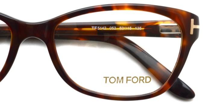 TOMFORD / TF5142 / 052  /  ¥42,000 + tax