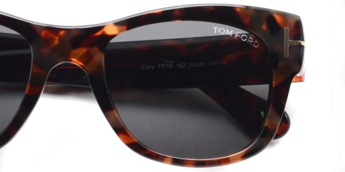 TOMFORD / TF58 Cary / 182 / ¥50,000 + tax