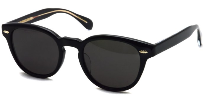 OLIVER PEOPLES / SHELDRAKE PLUS - J / BK - BK (Polar) / ¥33,000 + tax