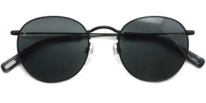 RAEN / BENSON / Matte Black - Matte Ripple / ¥18,000 + tax