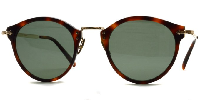 OLIVER PEOPLES / 505 SUN / DM - G15 / ¥36,000 + tax