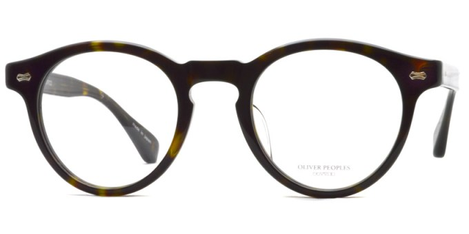 OLIVER PEOPLES / FELDMAN / 362 / ¥32,000 + tax