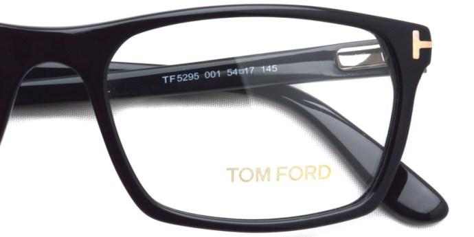 TOMFORD / TF5295 / 001 / ¥40,000+ tax