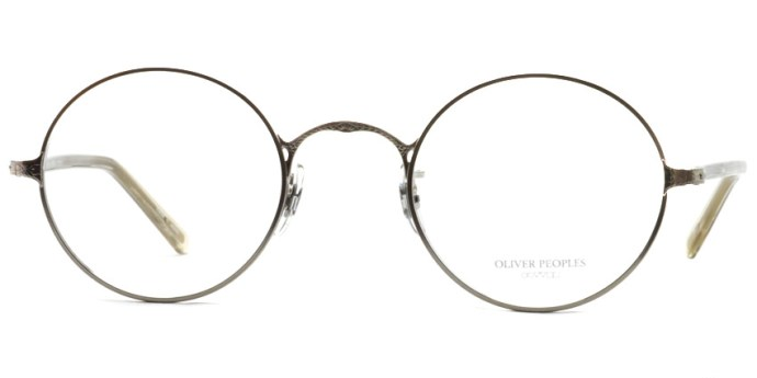 OLIVER PEOPLES / OP-5 / Silver / ¥29,000 + tax