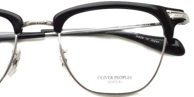 OLIVER PEOPLES / BANKS / BK/S / ¥33,000 + tax