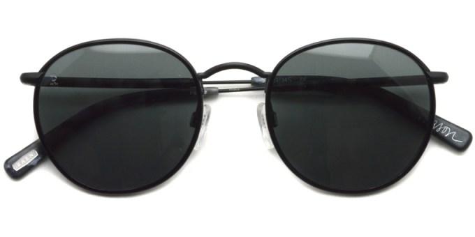 RAEN / MASON / Matte Black - Matte Ripple / ¥20,000 + tax