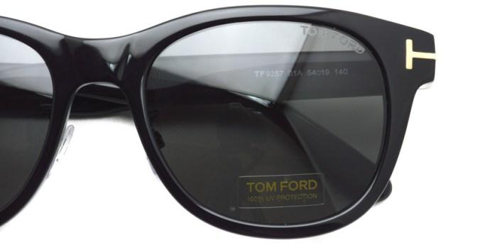 TOMFORD / TF9257 01A / ¥49,000 + tax