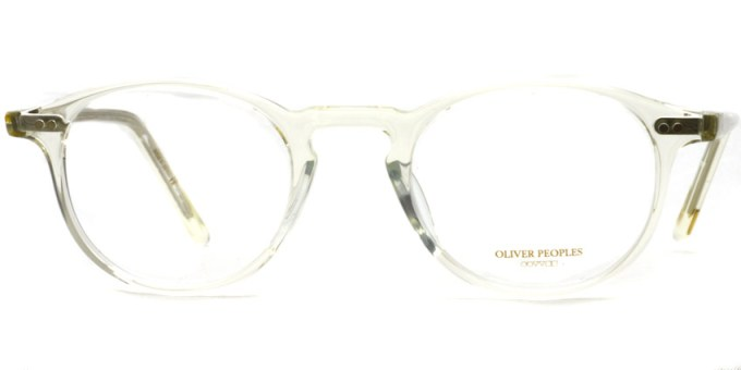 OLIVER PEOPLES / RILEY-P-CF / BECR / ¥29,000 + tax