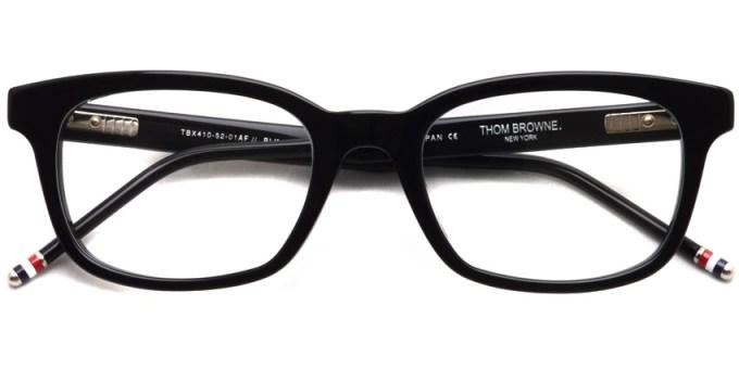 Thom Browne / TB-410 / Black / ¥53,000+tax