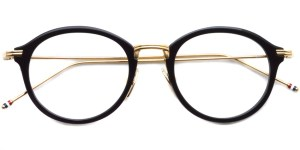 Thom Browne / TB-908 / Black - White Gold / ¥62,000+tax