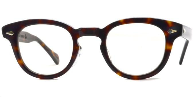 TART OPTICAL ARNEL / JD-55 / 004 DEMI AMBER / ¥36,000 + tax