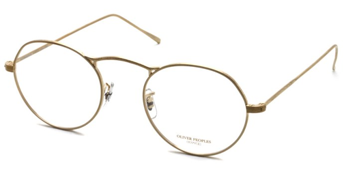 OLIVER PEOPLES / M-4 / BG / ¥30,000 + tax