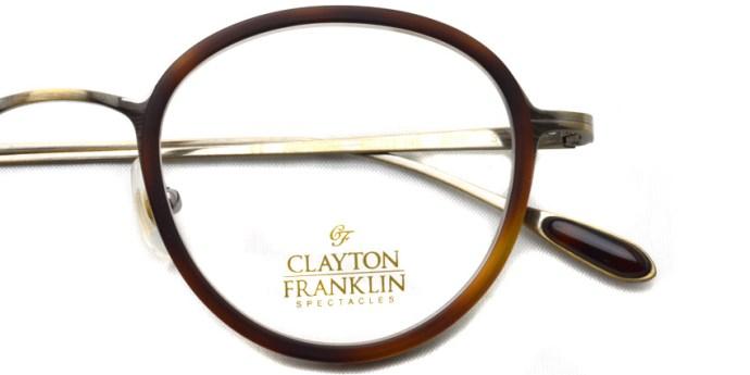 CLAYTON FRANKLIN / 627P / AGP/MDM / ¥34,000 + tax