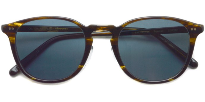 OLIVER PEOPLES / FORMAN / COCO2 - BLUE (Polar) / ¥35,000 + tax