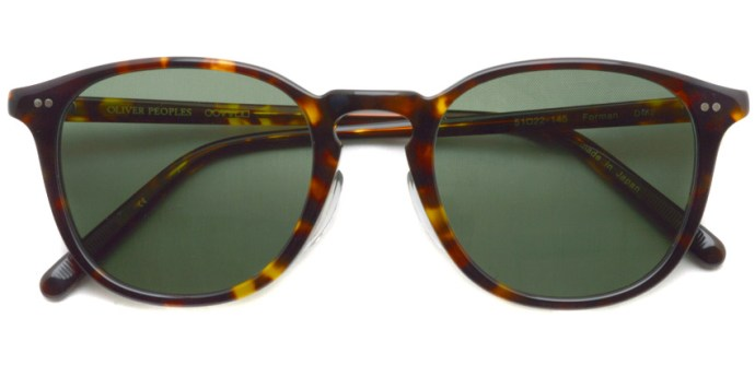 OLIVER PEOPLES / FORMAN / DM2 - G15 (Polar) / ¥35,000 + tax