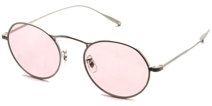 OLIVER PEOPLES / M-4 Sun / BC - Pink WASH (Glass Lenses) / ¥38,000 + tax