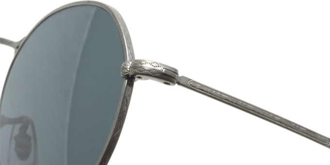 OLIVER PEOPLES / M-4 Sun / Pewter - BLUE (Glass Lenses) / ¥38,000 + tax