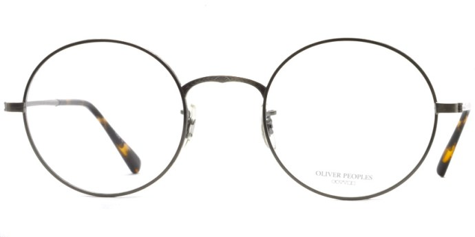 OLIVER PEOPLES / SHEFFIELD / Pewter / ¥35,000 + tax