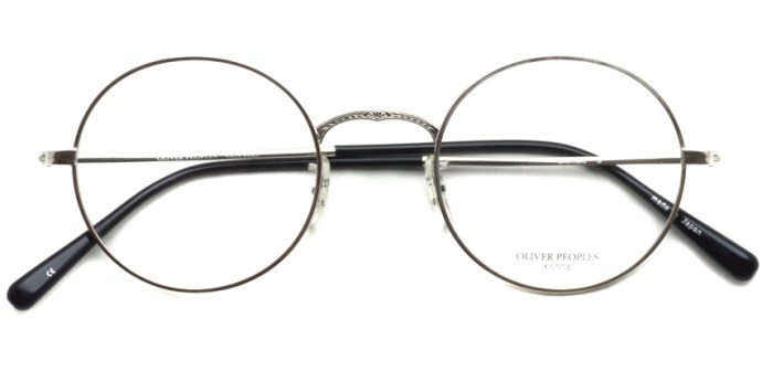 OLIVER PEOPLES / SHEFFIELD / Silver / ¥35,000 + tax