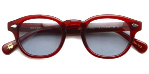 MOSCOT / LEMTOSH Sun / RUBY - LIGHT GRAY / ¥30,000 + tax